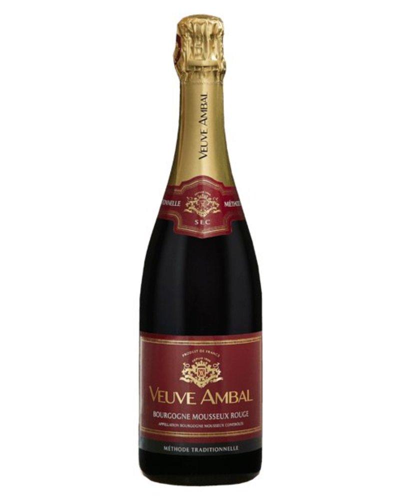 Veuve Ambal Mousseaux Rouge - Mousserende Wijn