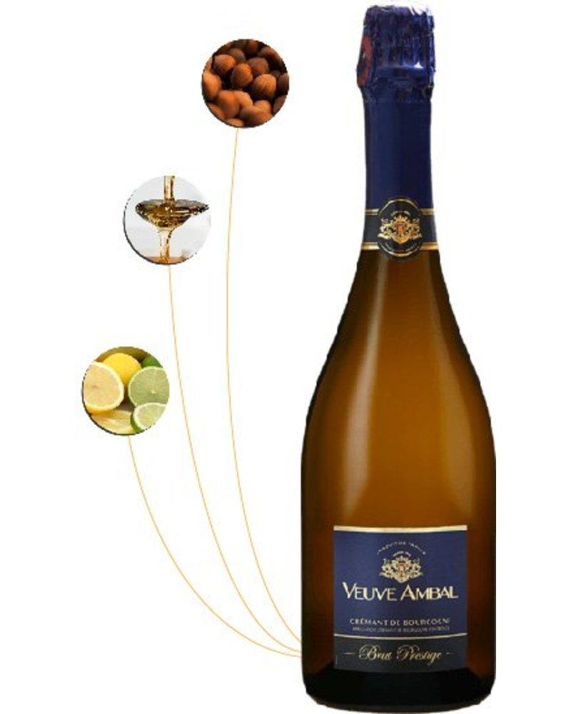 Veuve Ambal Cuvee Brut Prestige - Mousserende Wijn