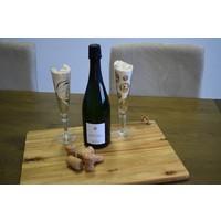 Victor & Charles Le Blanc de Blancs Vintage 2009 - Champagne