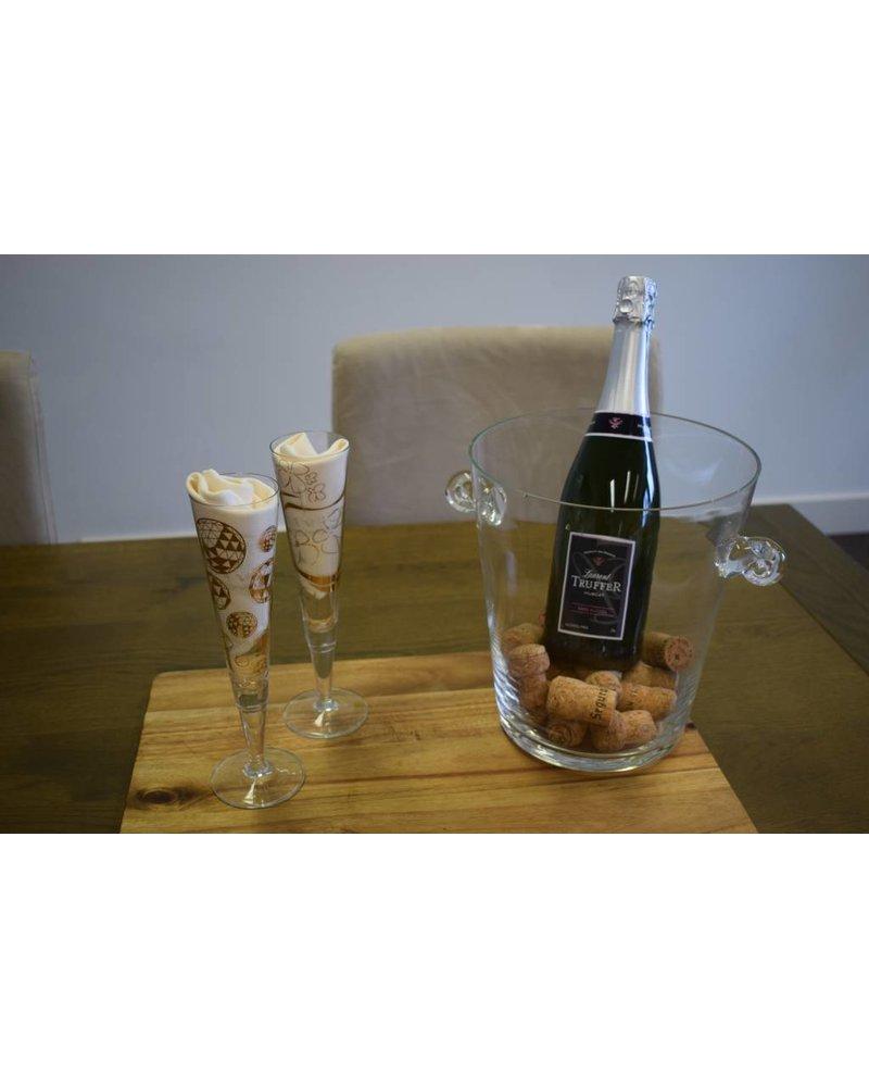 Laurent Truffer Alcoholvrij 0% - Mousserende Wijn