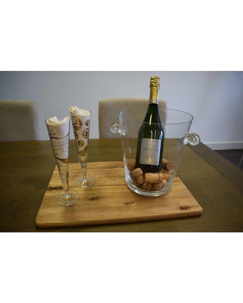 Paul de Coste Blanc de blancs Brut - Mousserende Wijn