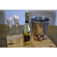 Edmond Théry Chardonnay Bubbel Gold- Sekt