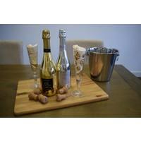 Edmond Théry Chardonnay Bubbel Brut - Mousserende Wijn