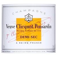 Veuve Clicquot Demi-Sec - Mousserende Wijn