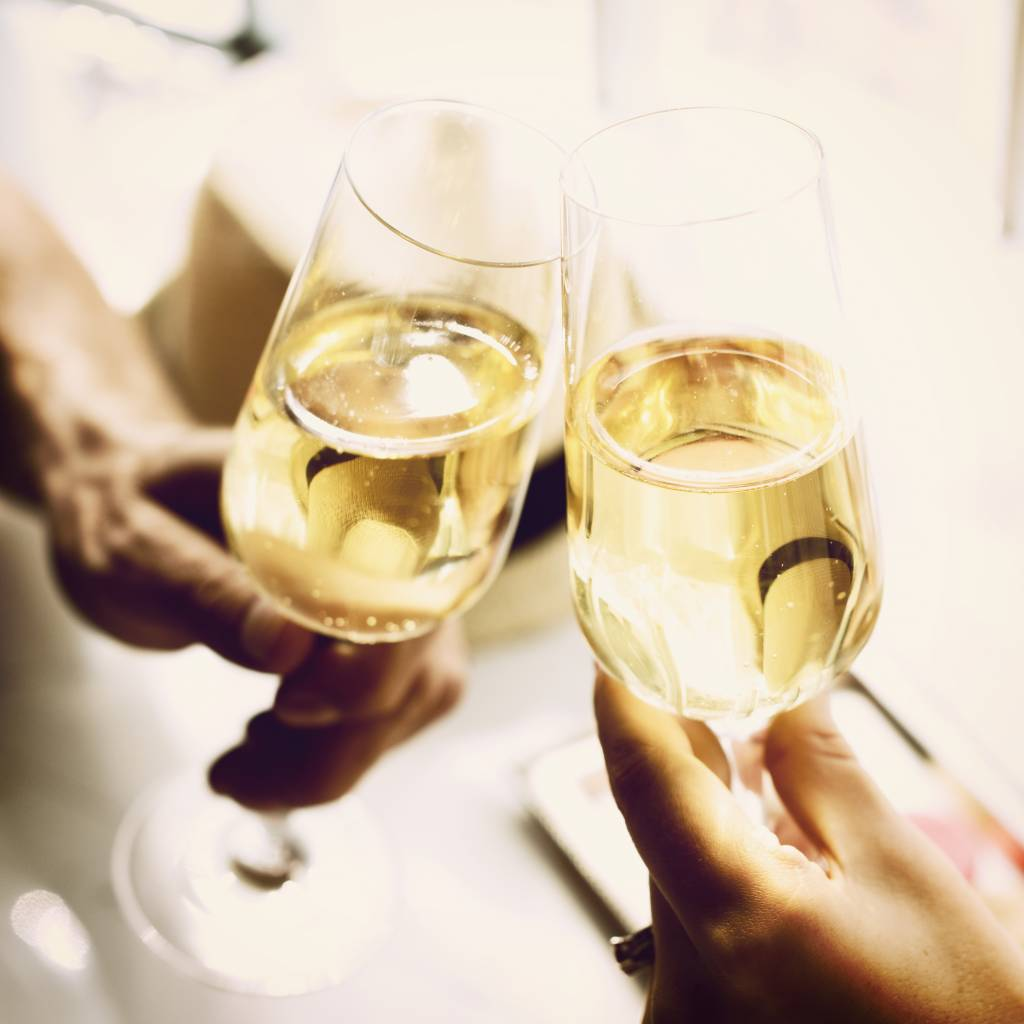 4 redenen waarom je champagne zou moeten drinken