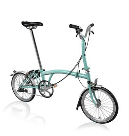 Brompton M3LU Turkish Green
