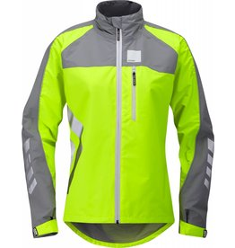 Hump Strobe Women's Jacket Yellow