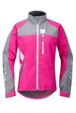 Hump Strobe Women's Waterproof Jacket Pink