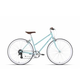 Blackbird 8 Speed Teal