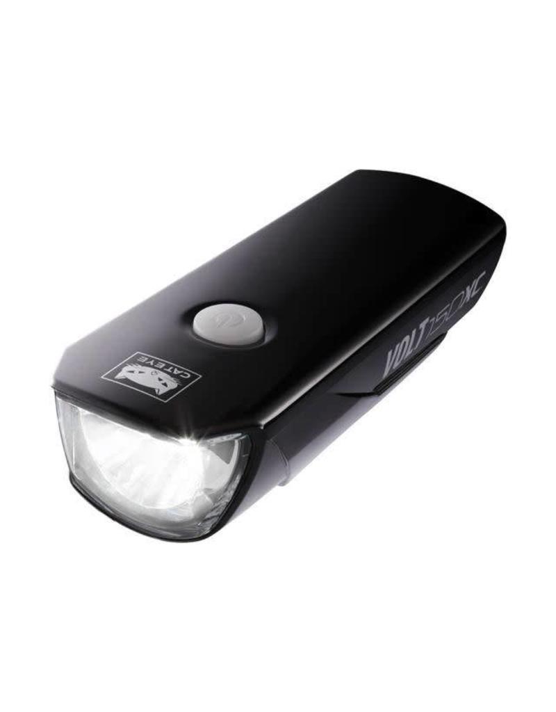 Cateye VOLT 150 XC USB RECHARGEABLE FRONT LIGHT (150 LUMEN):