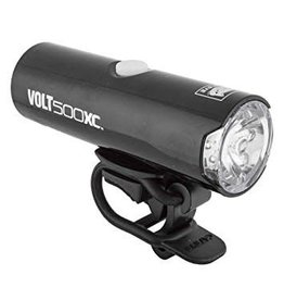 Cateye VOLT 500 XC USB RECHARGEABLE FRONT LIGHT (500 LUMEN):