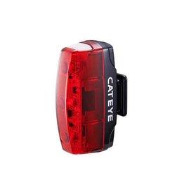 Cateye RAPID MICRO USB RECHARGEABLE REAR LIGHT (15 LUMEN):