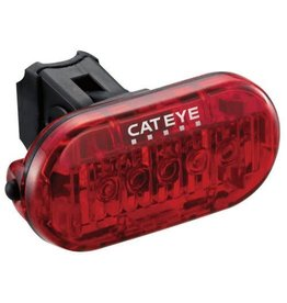 Cateye OMNI 5 REAR LIGHT 5 LED: