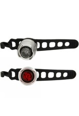 Cateye ORB SET FRONT/REAR BATTERY LIGHT: