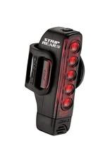 Lezyne Strip Drive 150 - Rear - Black