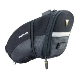 Topeak WEDGE AERO W/STRAP MEDIUM