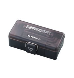 Topeak SURVIVAL GEAR BOX W/CLAMP