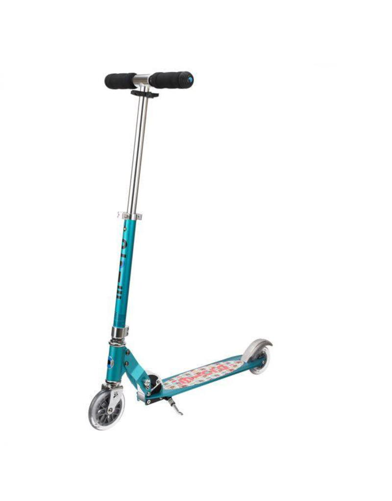 Micro Scooter Teal Anodised Sprite - Owl Sa0134