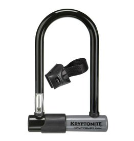 Kryptonite Mini 7 U-lock with FlexFrame bracket