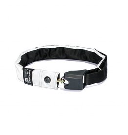 Hiplok ORIGINAL V1.5 WEARABLE CHAIN LOCK 8MM X 90CM - (SILVER SOLD SECURE) HIGH VISIBILITY