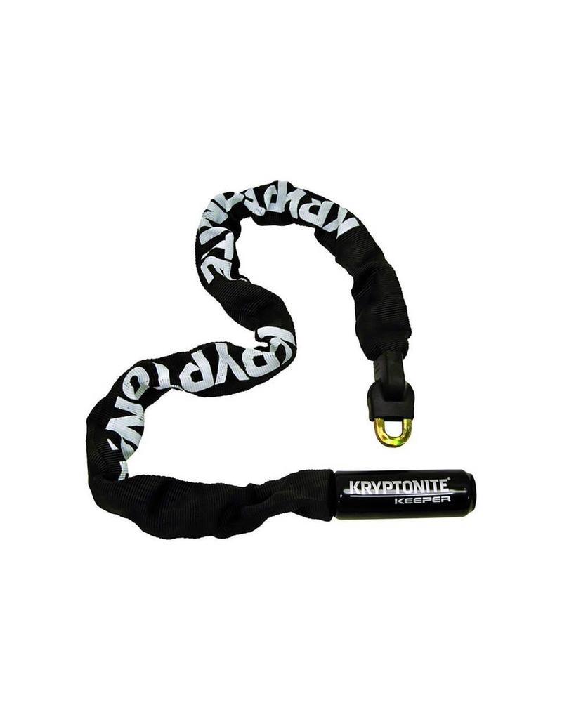 Kryptonite Keeper 785 Integrated Chain (7 mm x 85 cm) Black 85 cm