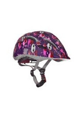 Tuzii PYXIS SKULLS & ROSES In-Mould Kids Helmet M