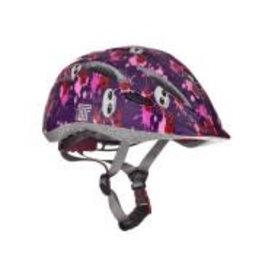 Tuzii PYXIS SKULLS & ROSES In-Mould Kids Helmet M