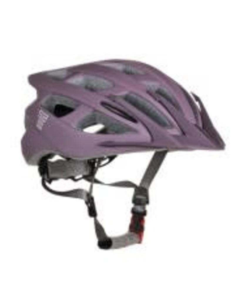 Tuzii VELA X-Function Bike Helmet Lilac S/M