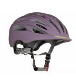 Tuzii AURIGA Bike Helmet Purple