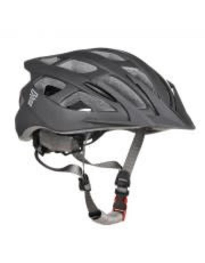 Tuzii VELA X-Function Bike Helmet Grey