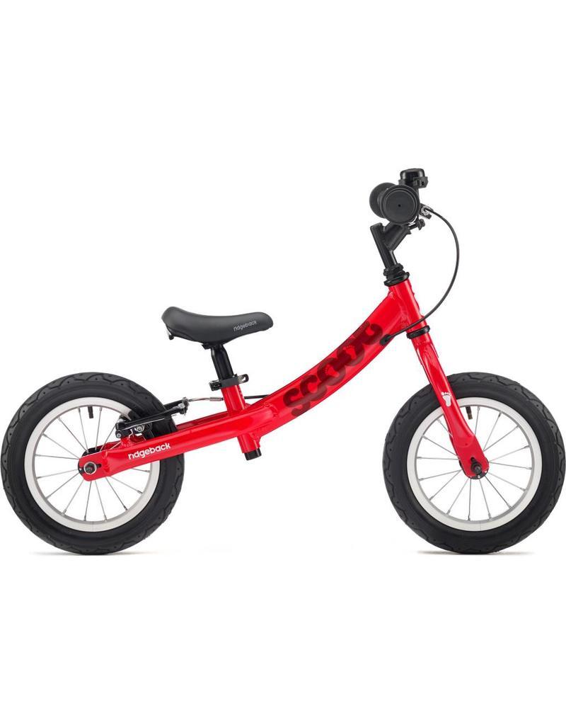 Ridgeback Scoot red