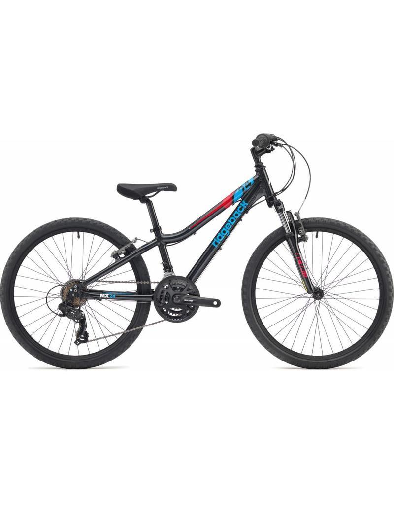 Ridgeback MX24 24 inch wheel black