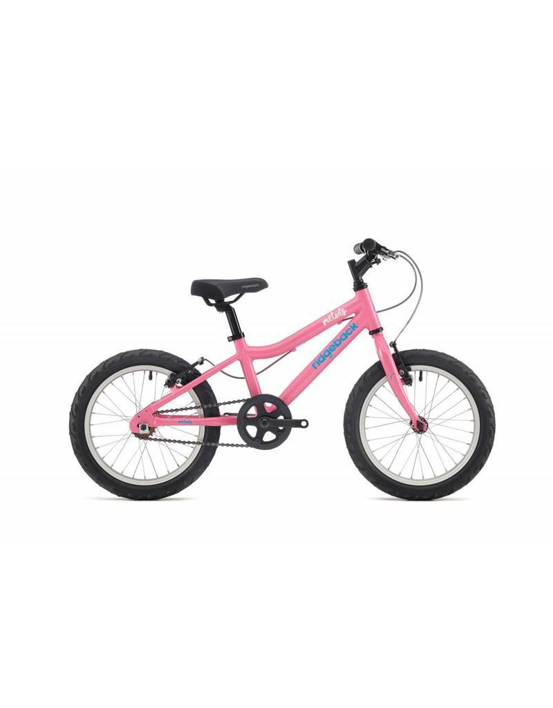 Ridgeback Melody 16 inch wheel pink