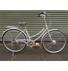 Mamachari Active Style Silver 6 speed