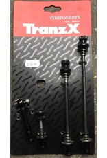 TranzX Tranz-X A.K. Security Skewer Set - Black