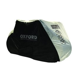 Oxford Aquatex (Triple) Bike Cover Silver