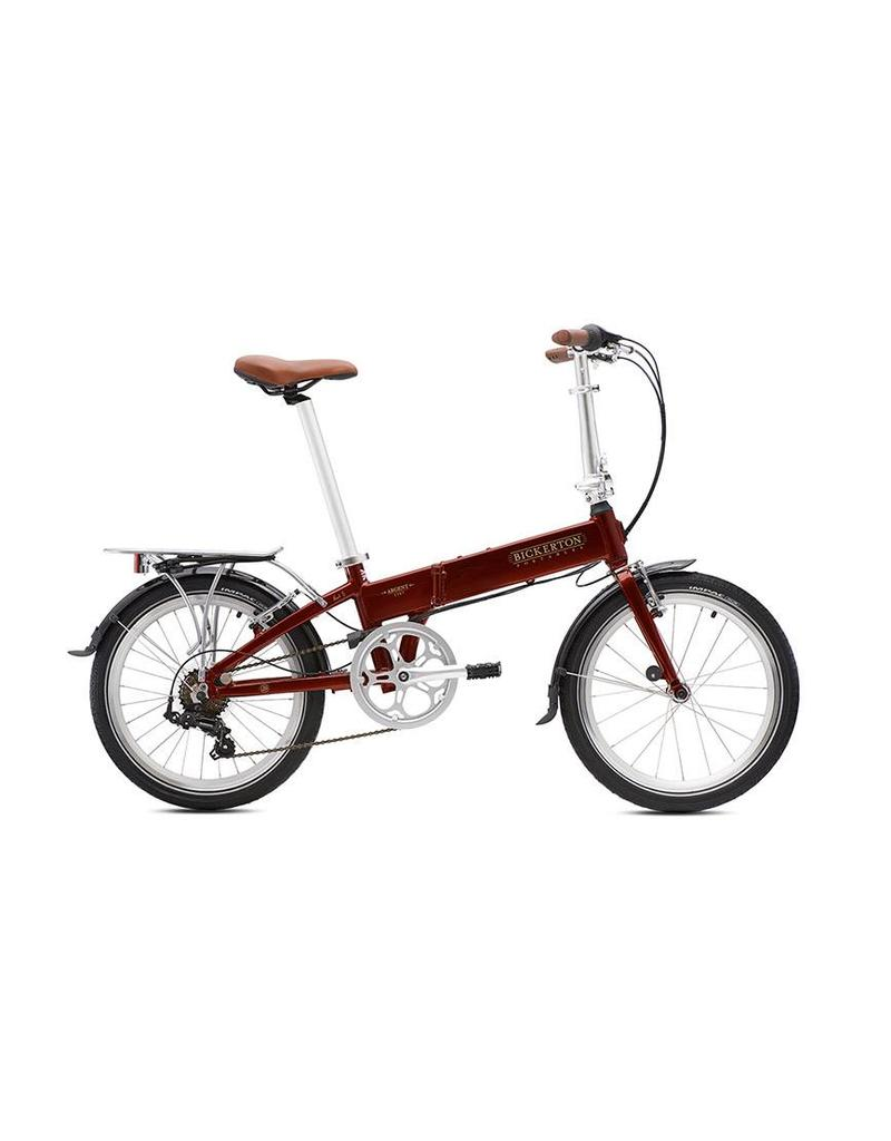 Bickerton Argent 1707 Country 7spd Fells Red Folding Bike
