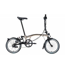 Brompton M6LU Nickel Edition