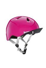 Bern Tigre Gloss Pink w/ Flip Visor - XXS