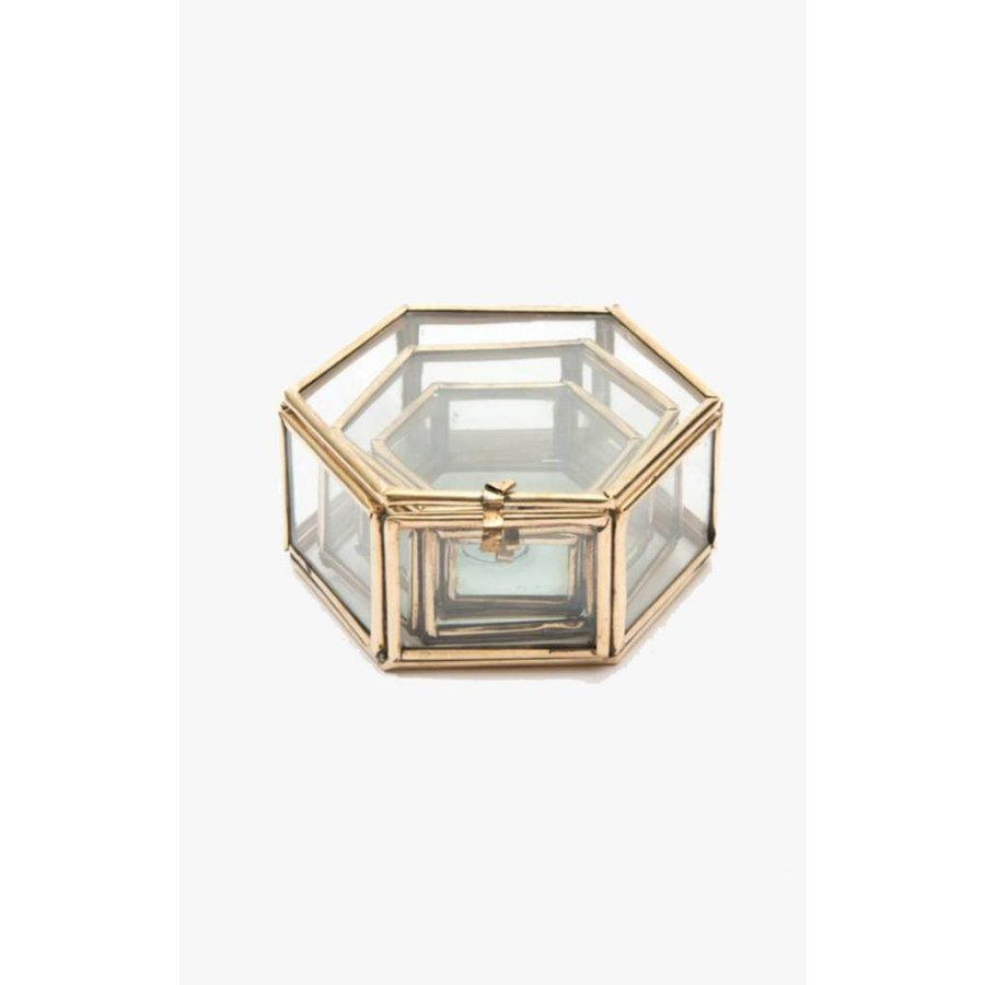 Glass Boxes - Set of 3