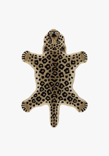 Leopard Rug - Small