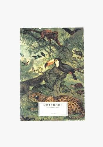 Notebook Jungle Tapi