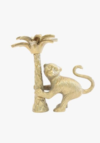 Monkey Candle Holder