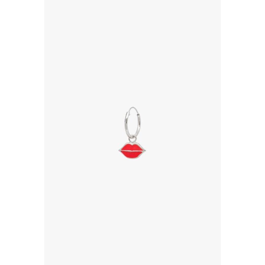 Lip Hoop - Sterling Silver