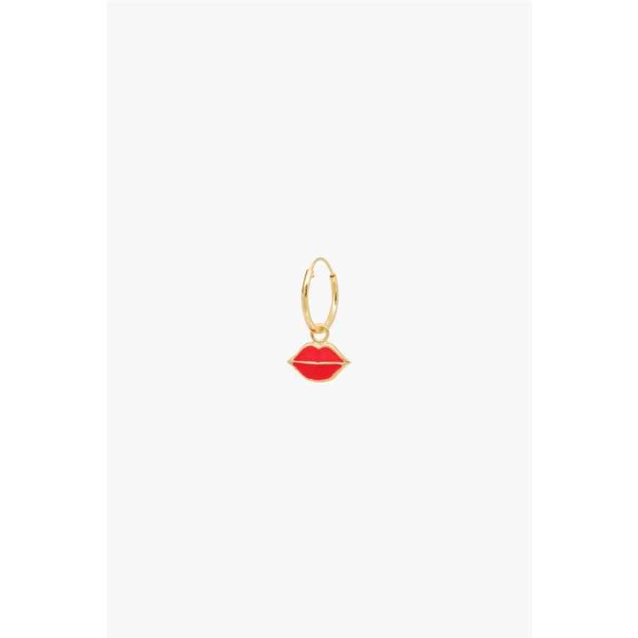 Lip Hoop - Gold Plated