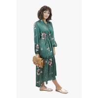 Flirty Floral Dress - Green