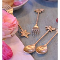 Palmtree Dessert Spoons