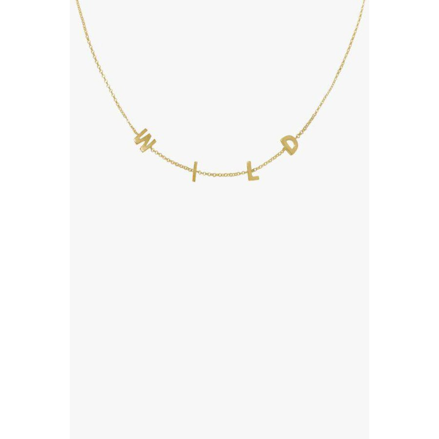 Wild Necklace - Gold