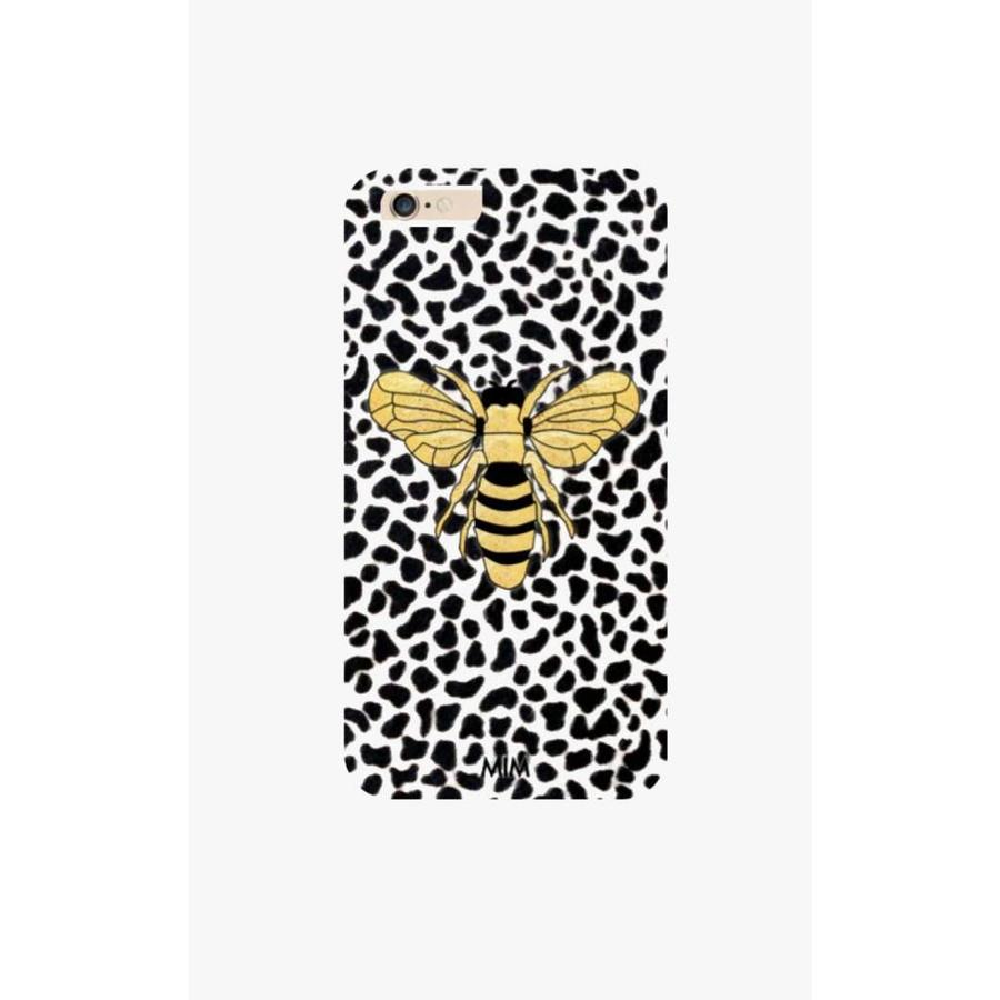 Spotty Bee - iPhone Case