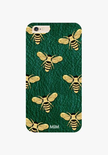 Green Bee - iPhone Case